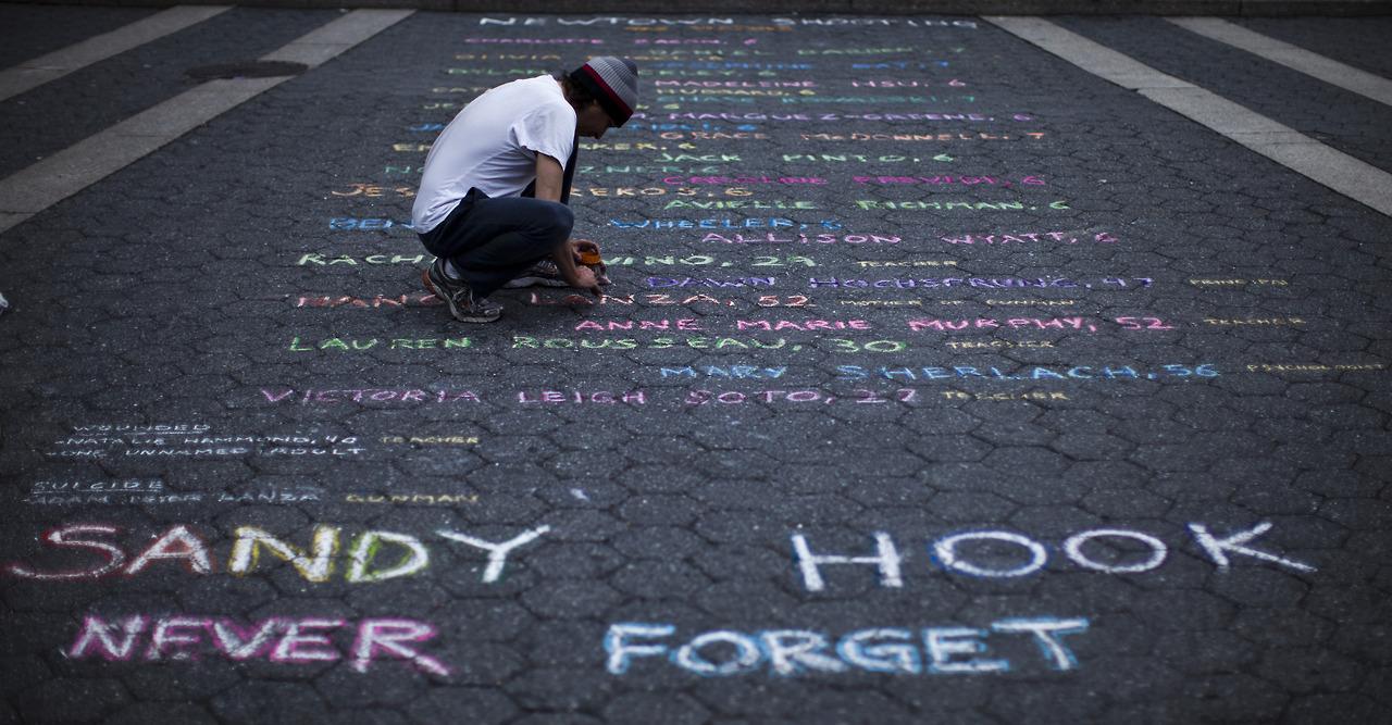 Sandy Hook Memory